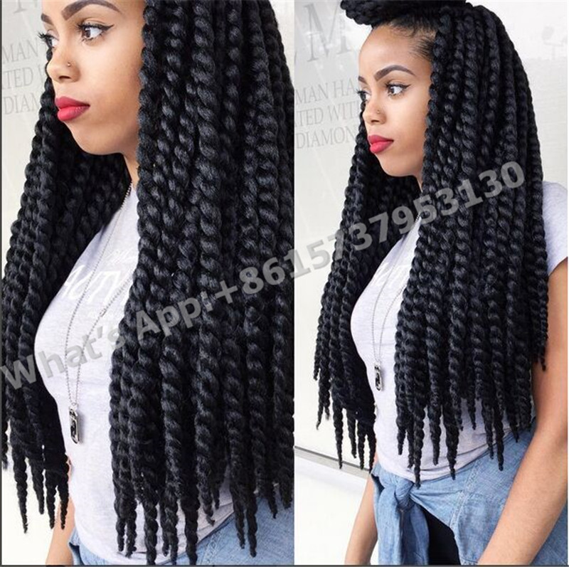Terrific Aliexpress Com Buy Havana Mambo Twist Crochet Braid Hair 12 24 Hairstyles For Men Maxibearus