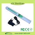 2014 UV bulb sanitizer for household, hospital, toilet seat etc. kitchen uv sterilizer uv bottle sterilizers + 1pc free UV lamp