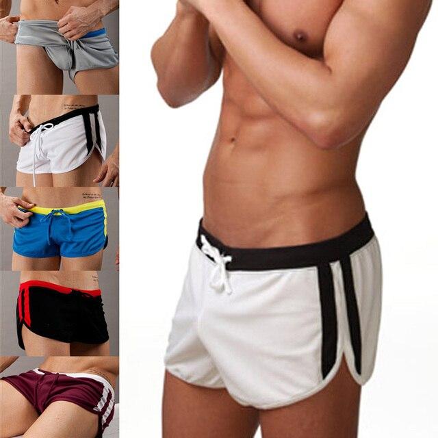 38bdd0017d Fashion Swimwear Mens Men Minimalist Movement Men's Boxer Trunks Men's Sexy  Panties