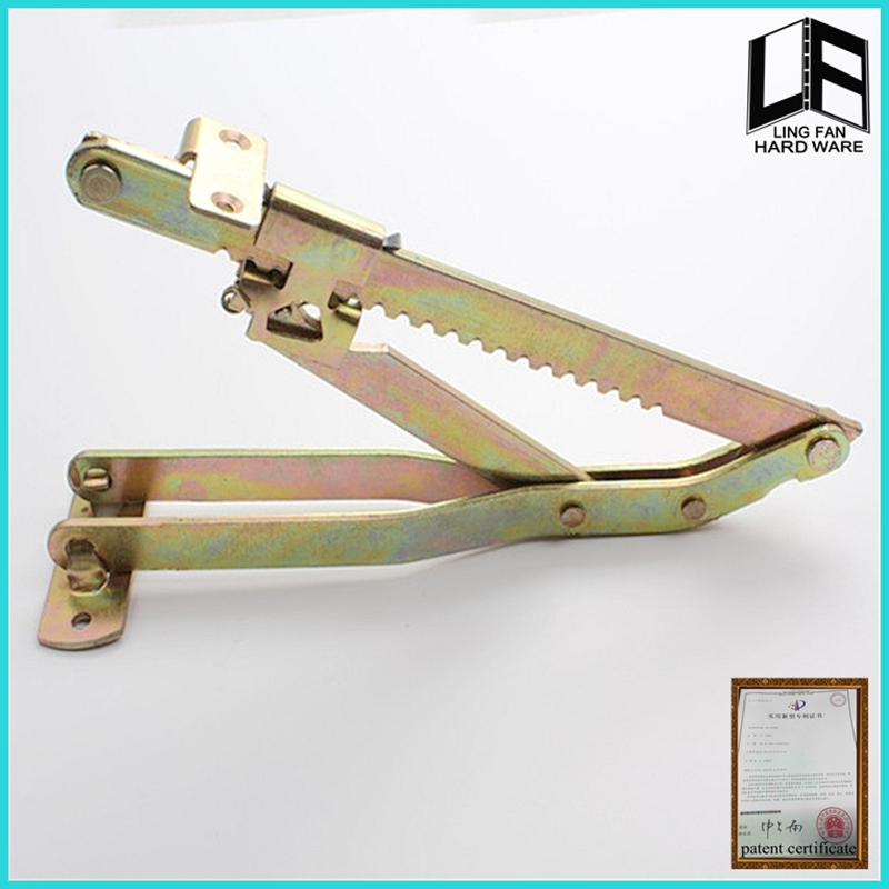 heavy duty furniture hardware folding bed hinge bed mechanism with locker lf 4011 1 in cabinet