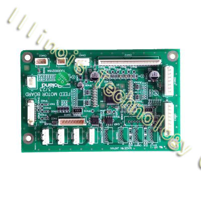 Generic Roland RS-640 Feed Motor Board printer parts roland sj 640 xj 640 l bearing rail block ssr15xw2ge 2560ly 21895161 printer parts