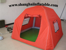 cheap price camping&hiking shelter sun shelter inflatable tent for sale
