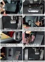 автомобиль нержавеющая сталь автоматическая на педали для лврл Фольксваген Пассат В6 b7l с чч