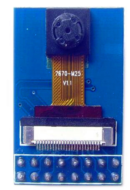 Free Shipping!!!  C08 ov7670 camera / module / SCM / Acquisition Module /Electronic Component