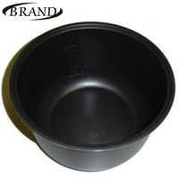 Inner pot P10 bowl pan for multivarka, non stick coating, 2,5L, measure scale, for multi cookers Panasonic