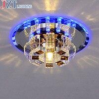 M אור גביש מנורות הוביל Celling אור תקרת גביש הגעה חדש יוקרה תאורת גביש עיצוב מודרני קישוט הבית celling lamp led crystal ceiling lightcrystal ceiling -