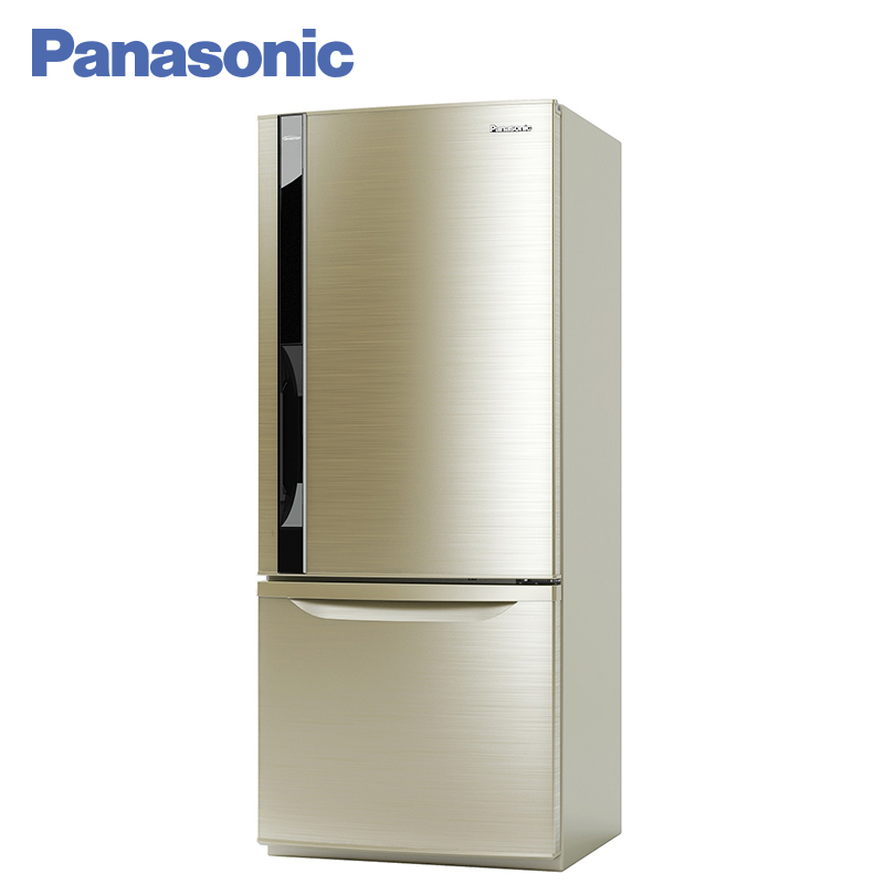 Panasonic NR-BY602XCRU Refrigerator Intelligent sensor LED-lighting Ag-filter Transparent and spacious interior
