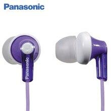 Panasonic RP-HJE118GUV Миниатюрные наушники-вкладыши канального типа. Эргономичный дизайн Ergofit. Разъем подключения mini jack 3.5 мм.