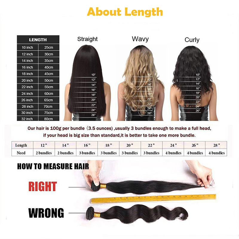 Full Shine 5 Pcs Clip Hair Extensions Double Wefted Highlight Clip