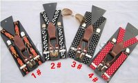 бесплатная доставка в последние мода Nylon resin мальчиков / девочек / дети / детский подтяжки / ремни / braces14 цвета р-7