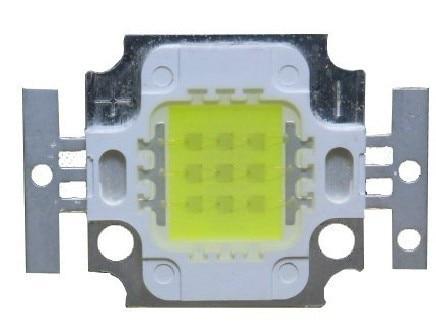 10 шт. X 10 Вт высокое Мощность LED холодный белый 10000 К 9-12 В для аквариума свет чип