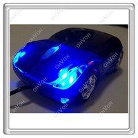 s5y deathausb 2.0 мини 3д автомобиль из светодиодов колесо прокрутки оптическая мышь мыши для пк компьютер Mac ноутбук