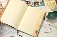 бесплатная доставка красивая пароль дневник тетрадь с COD com работа книга лучший подарок на день рождения баран продукции
