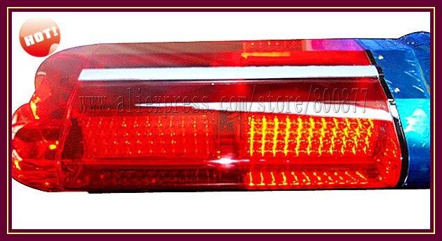 Wholesale Pirce!!! TBD-GA-02525C LED lightbar/ DC12V/ 1.2m length with 100W siren & 100W speaker