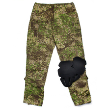 Greenzone RS3 Field Pants Ripstop combat pants with knee protection Tactical Army Ripstop Pants