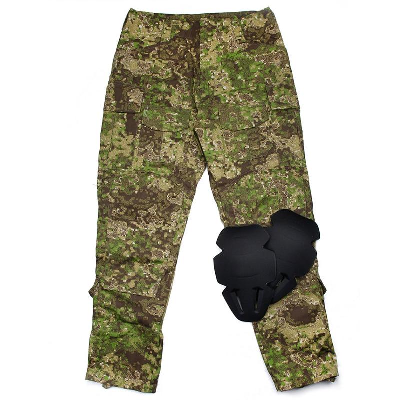 Greenzone RS3 campo pantalones Ripstop pantalones de combate con la rodilla/protección táctico ejército Ripstop Pantalones