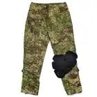 Greenzone RS3 campo pantalones Ripstop pantalones de combate con la rodilla/protección táctico ejército Ripstop Pantalones - 1