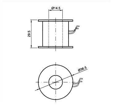 СОЛЕНОИДНЫЕ катушки DC24V для 1/4 ''нержавеющая электромагнитный клапан для воды 2S025-08 10 шт. в лоте