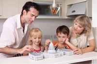 индия тадж-махал мини 3D картинка-загадка модель для дети младенцы образовательный игрушки семья взаимодействие