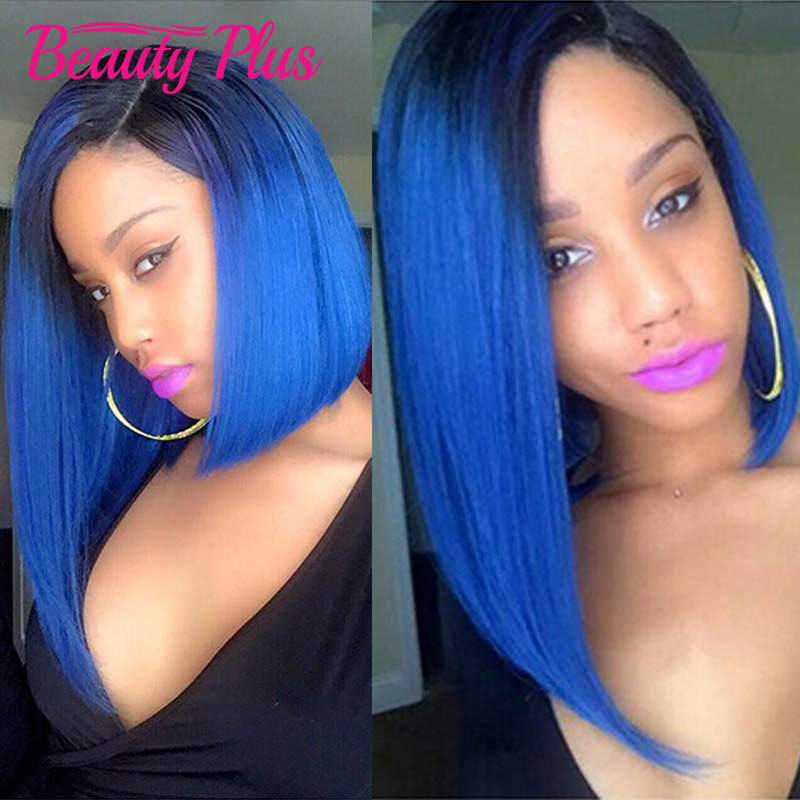 Blue Hair Weave Gallery Hair Extensions For Short Hair