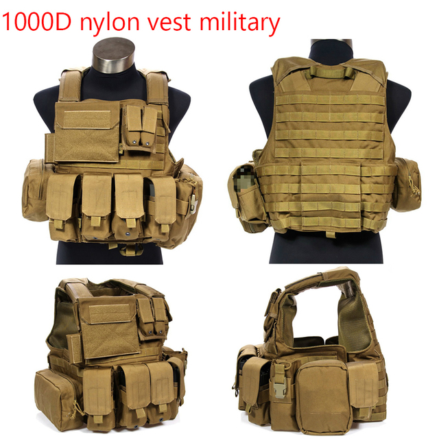 Реальные военные жилеты MOLLE combat tactical quick release съемная 1000D оксфорд безопасности перевозчик жилет MC CIRAS LAND Издание ТЗ.