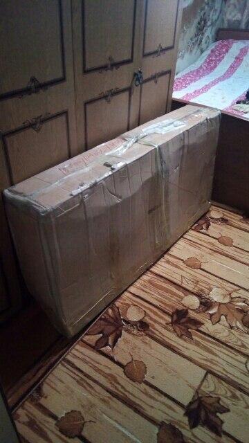 Товар дошёл за 15 дней, полностью соответствует картинке, пришёл полностью целый, упаковка хорошая. Спасибо за подарочки: VrBox и 2 коврика)