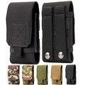 Para xiaomi redmi 3 s 3 s nota 4 3 2 pro/htc 10/oneplus 3 3 t uno más 3 coque case cubierta del teléfono móvil bolsa de cinturón militar de camo bolsa