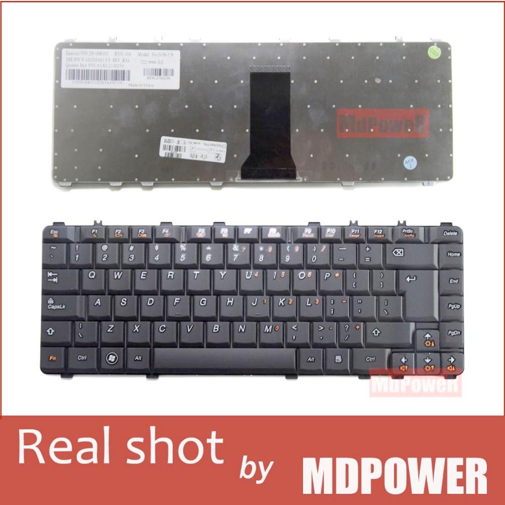 original English FOR LENOVO Y450 Y550 Y460 B460 V460 20020 laptop keyboard