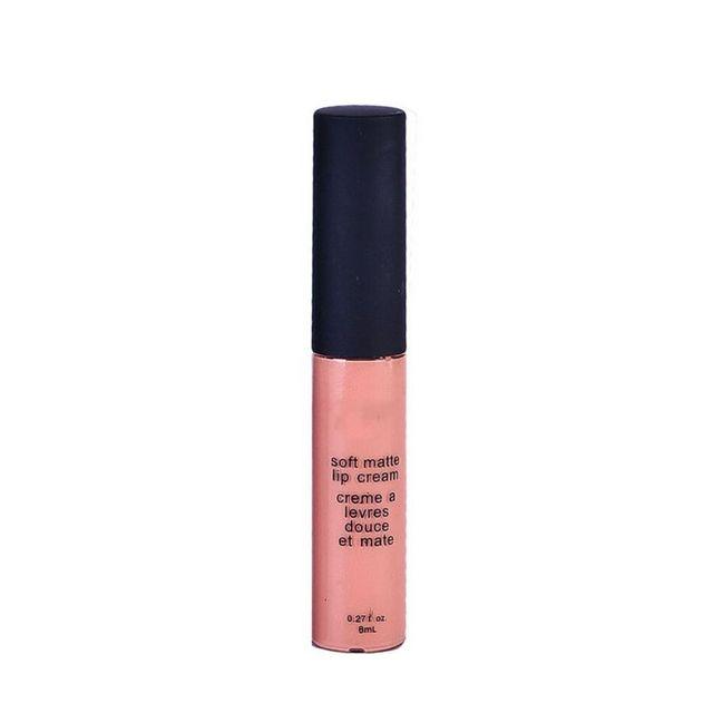 12 colori di trucco impermeabile velluto liquido opaco rossetto lunga durata lip gloss cosmetici hot