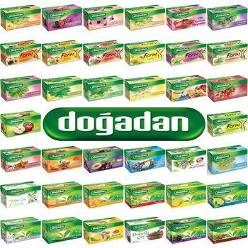 цена на DOGADAN TURKISH APPLE Tea GREEN Tea FORM HERBAL Tea FRUIT Tea ( 4 Box X 20 Bags)
