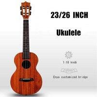 EnyaX1 23 26 Inch Rosewood Guitarra Guitar Hawaii Concert Tenor Ukulele 4 Strings Ukulele For Musical Stringed Instruments Lover