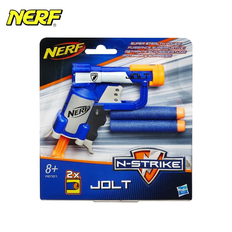 Toy Guns for boys Hasbro NERF Blaster Jolt N-Strike Series A0707 hc1 series hc115 handwheel for tosoku fanuc