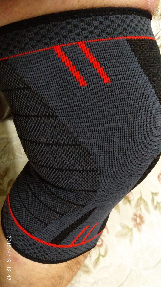 Camewin 1 шт. наколенника, колено Поддержка для Бег, артрит, разрыв мениска, спорт, совместное боли и восстановления после травм