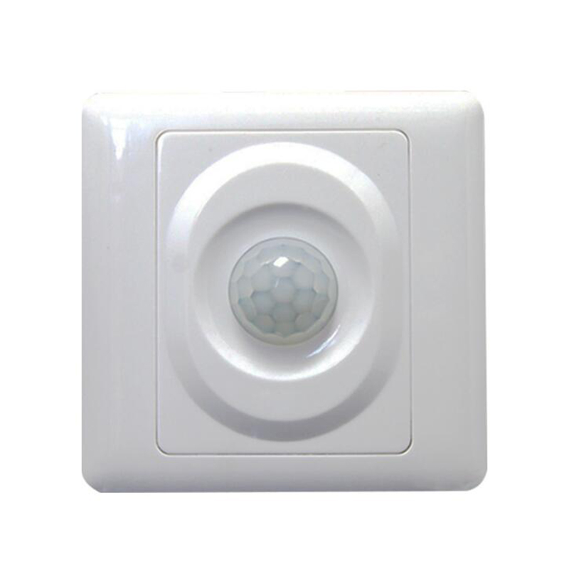 AC220V Automatic PIR Infrared Motion Sensor Switch for Home.Corridor LED light
