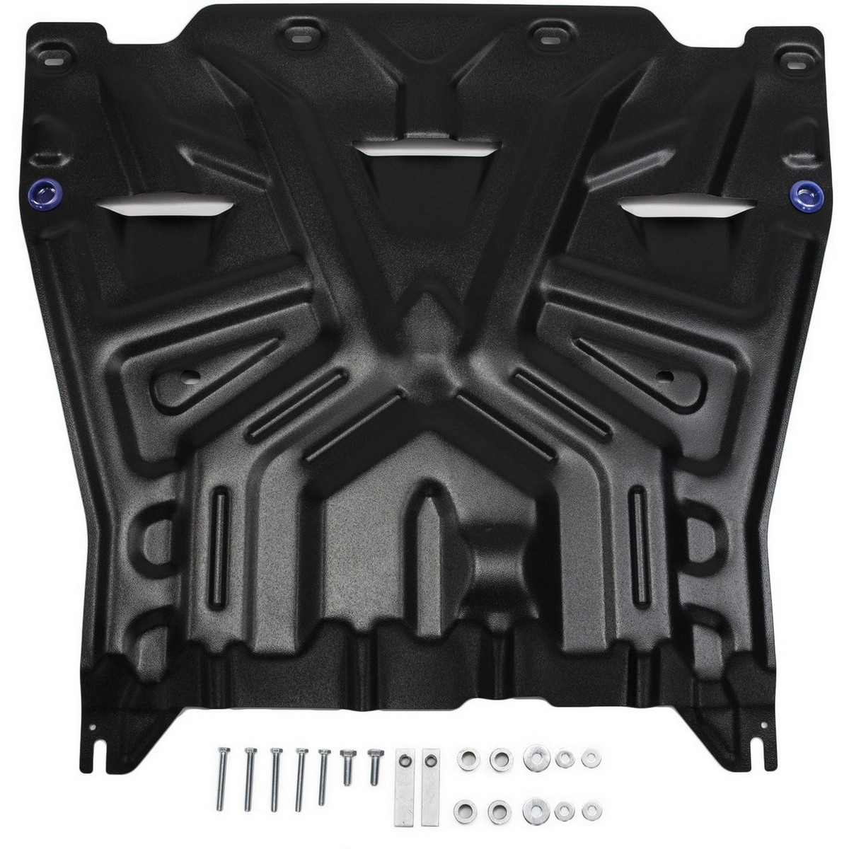 Crankcase and transmission protection Rival 111.2837.1 lokar ats6904ctml 12 tailmount automatic transmission shifter for 904 transmission