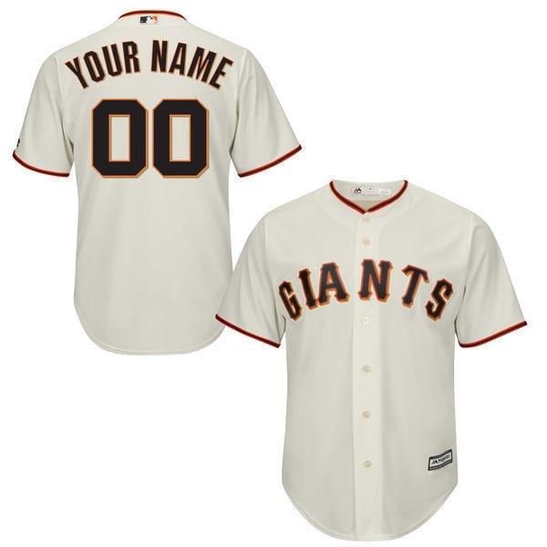 custom san francisco giants jersey