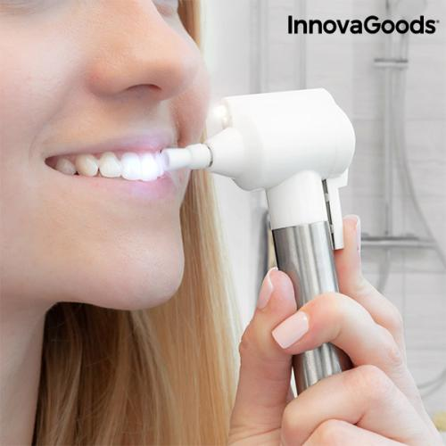 InnovaGoods Tooth Polisher Whitener Led Dental Cold Light Teeth Whitening  Tooth Whitening Gift