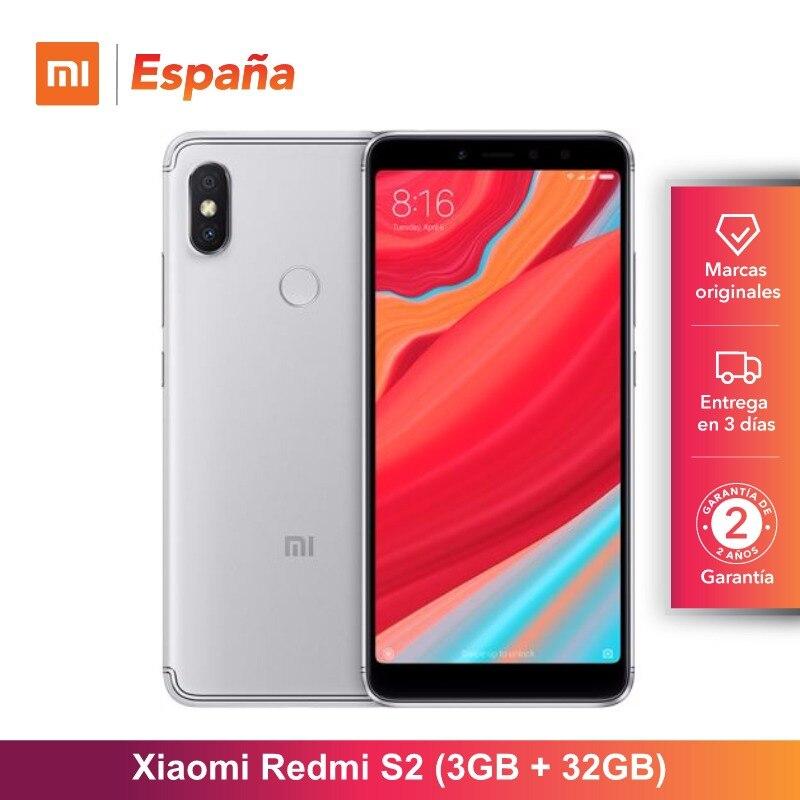 [Versão Global para a Espanha] Xiaomi Redmi S2 (Memoria interna de 32 GB, RAM de 3 GB, Cámara trasera dual de 12 MP MP + 5)