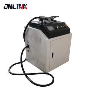3 years warranty small size with raycus laser generator maintenance cleaning oil rust cleaner(China)