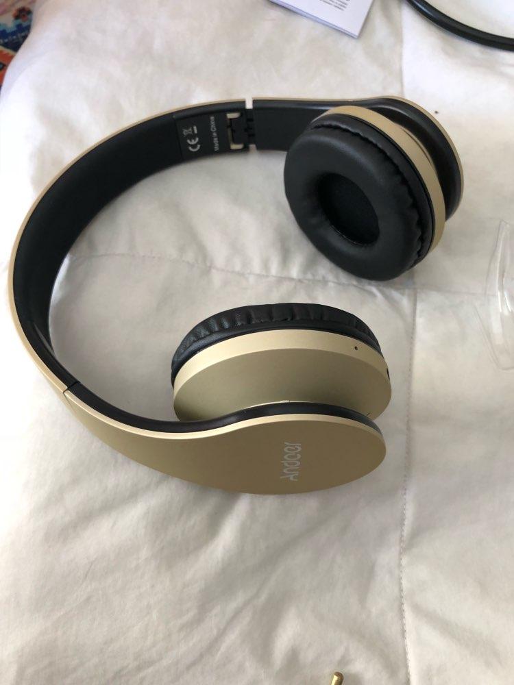 872631486b0 13 reviews for Digital 4 in 1 Earphone Andoer LH-811 Stereo Wireless  Headphones BT 3.0 + EDR Headphone Headset & Wired Earphone with Mic