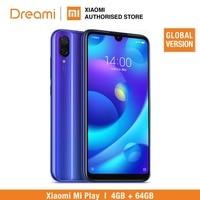 Global Version Xiaomi Mi Play 64GB ROM 4GB RAM LTE (Official Rom)