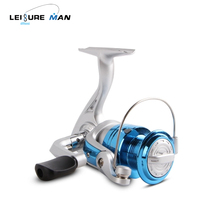 Left Proper Handed Lure Bait Casting Fishing Reel Vessel 5.2:1 Drum Wheel Saltwater Fish Line Coil Pre-Loading Spinning Wheel