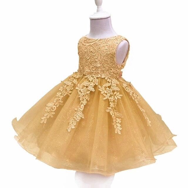 b96d4c839 Envío gratis 2-10 años vestido de fiesta de encaje para niña 2018 nuevo  diseño
