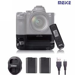 MK-A7II Pro Built-in 2.4g Wireless Control Battery Grip for Sony A7 II A7R II as Sony VG-C2EM With NP-FW50 Batteries Charger Kit