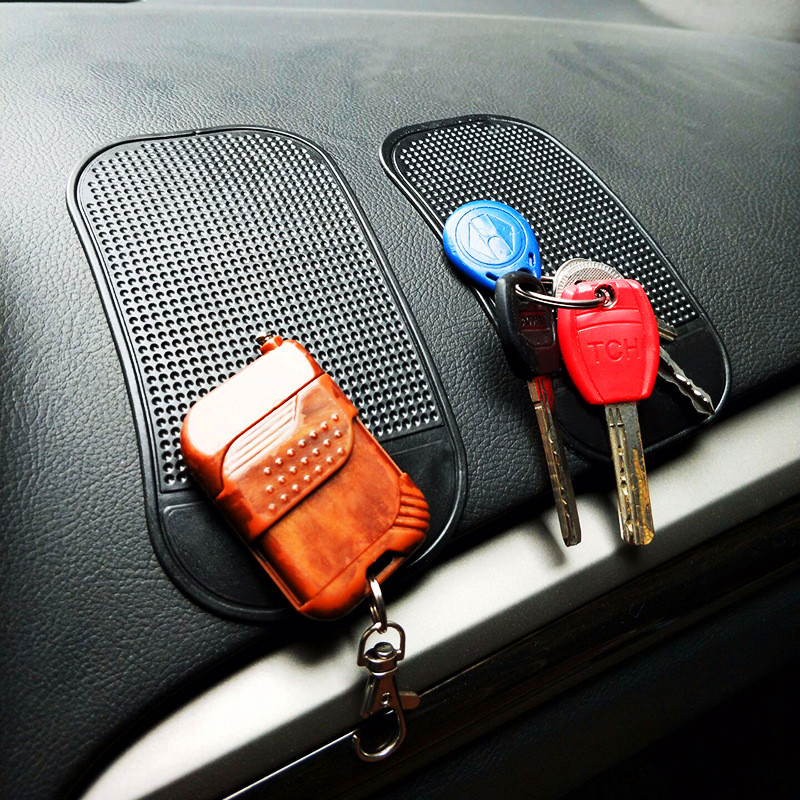 Sailnovo 13×7 см 1 шт. Авто Нескользящая приборная панель Sticky PAD нескользящий коврик держатель автомобиля наклейки для gps Сотовые телефоны Автомобиль Стайлинг