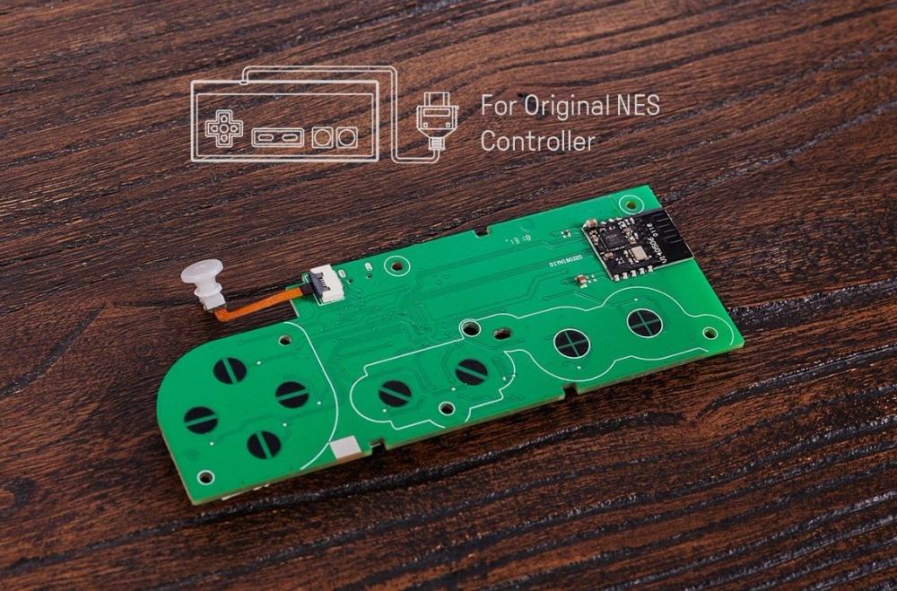 8BitDo Mod Kit for Original NES Controller DIY NES Controller to Bluetooth Gamepad