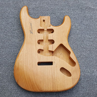 Galilee SRV alder guitar body.Real photos!free shipping!!!