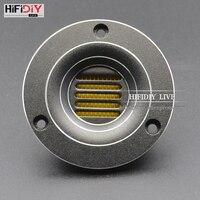 HIFIDIY LIVE hifi 2.5 inch Tweeter Speaker Unit Air Motion 8OHM 30W Treble Loudspeaker AMT 65 Super belt type high loudspeaker