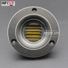 HIFIDIY לחיות hifi 2.5 inch הטוויטר רמקול יחידה אוויר תנועה 8OHM 30 w טרבל רמקול AMT 65 סופר חגורת סוג גבוה רמקול