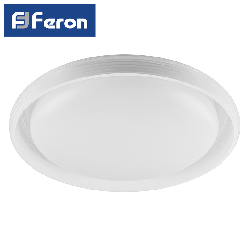 Led controlled ceiling light patch Feron AL5120 plate 60 W 3000 K-6500 K White led controlled ceiling light patch feron al5450 plate 60 w 3000 k 6500 k white 29718